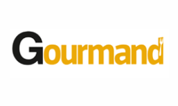 the logo of Gournmand