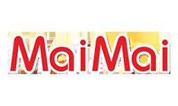 MaiMai logo in red