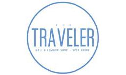 the traveler logo