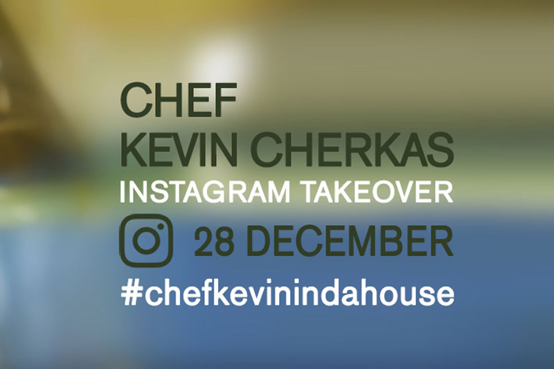 Chef Kevin Instagram