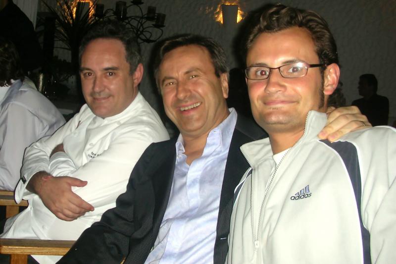 Kevin, Daniel, and Ferran