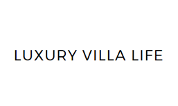 The words luxury villa life