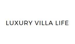 The words luxury villa life