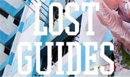 the words Lost Guides