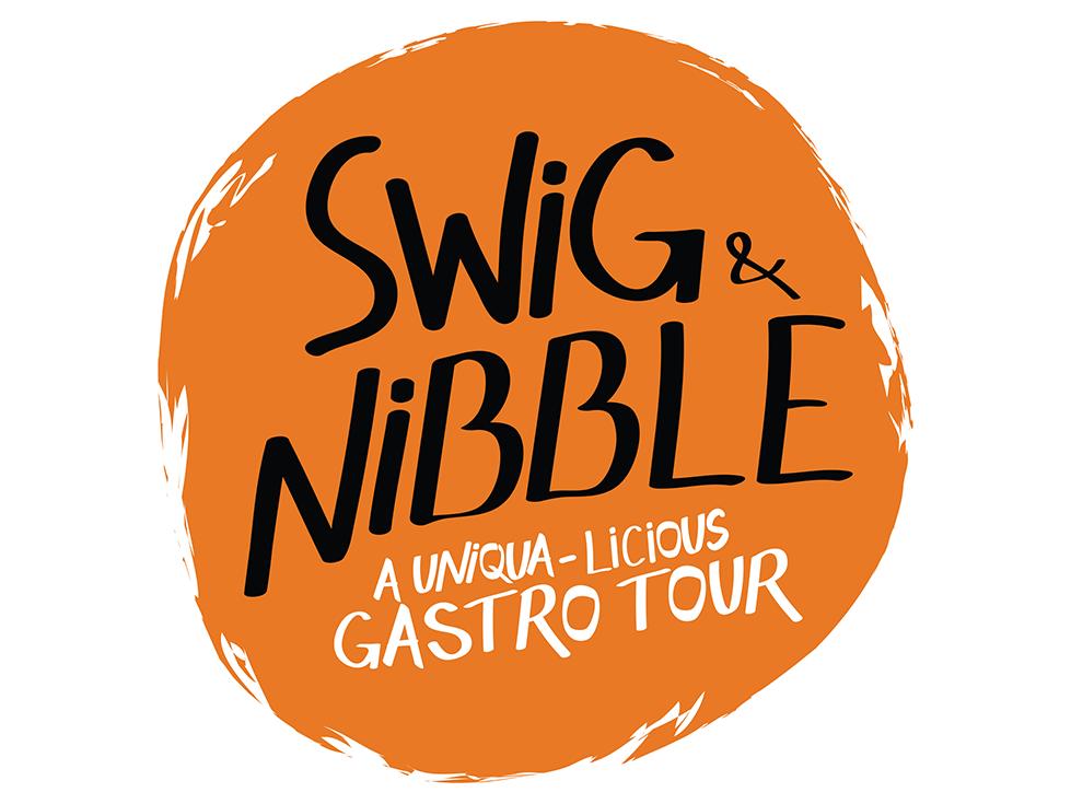 Swig & Nibble - Gastro Tour Logo