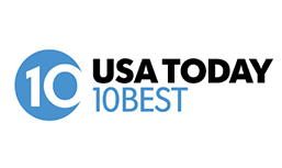 USA Today-10 best restaurants logo