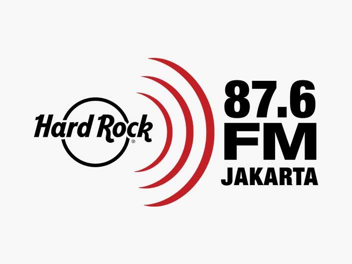 Hard Rock Jakarta Logo