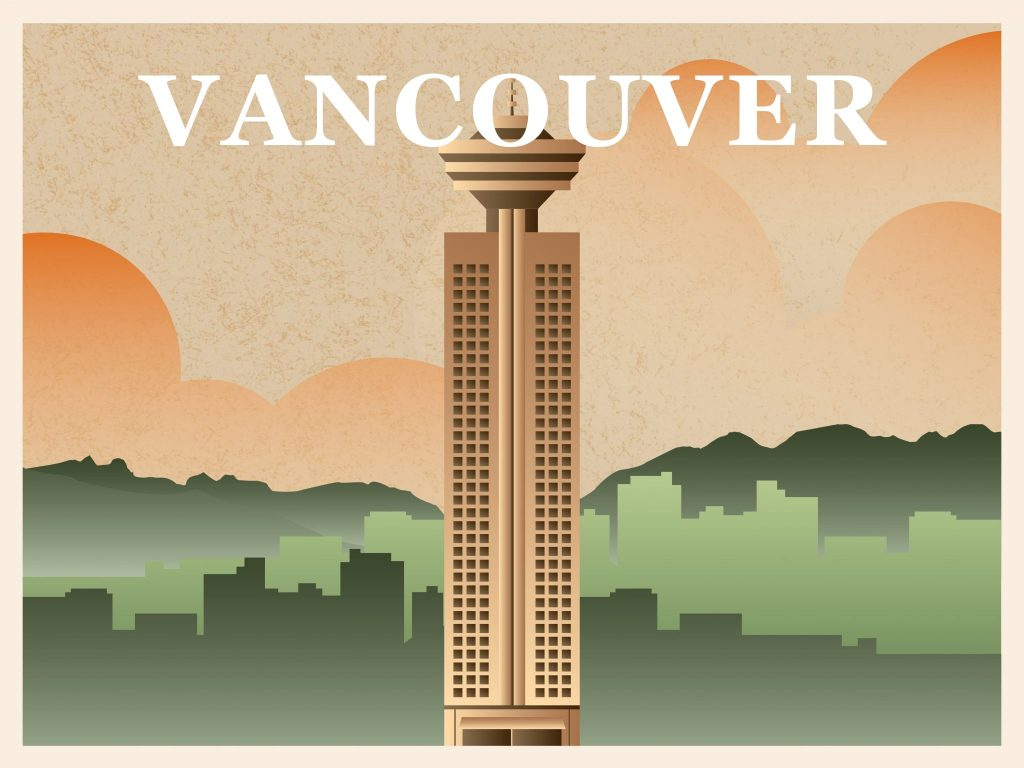 The icon for vancouver