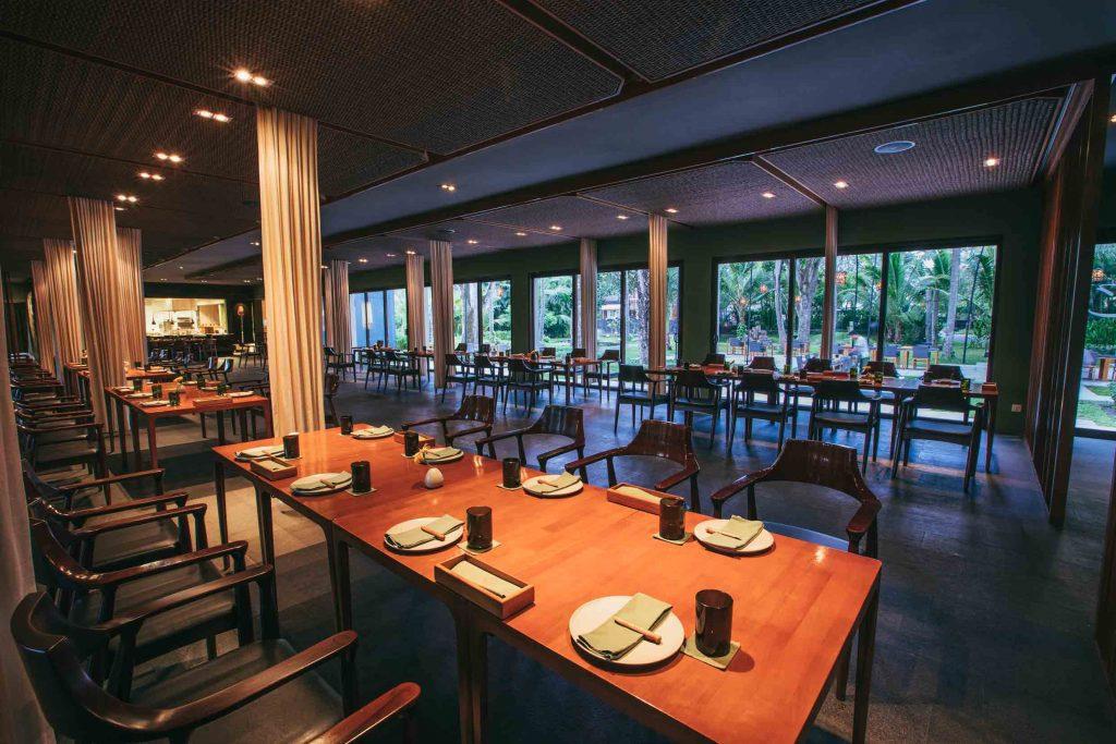 indoor space-Cuca Bali restaurant